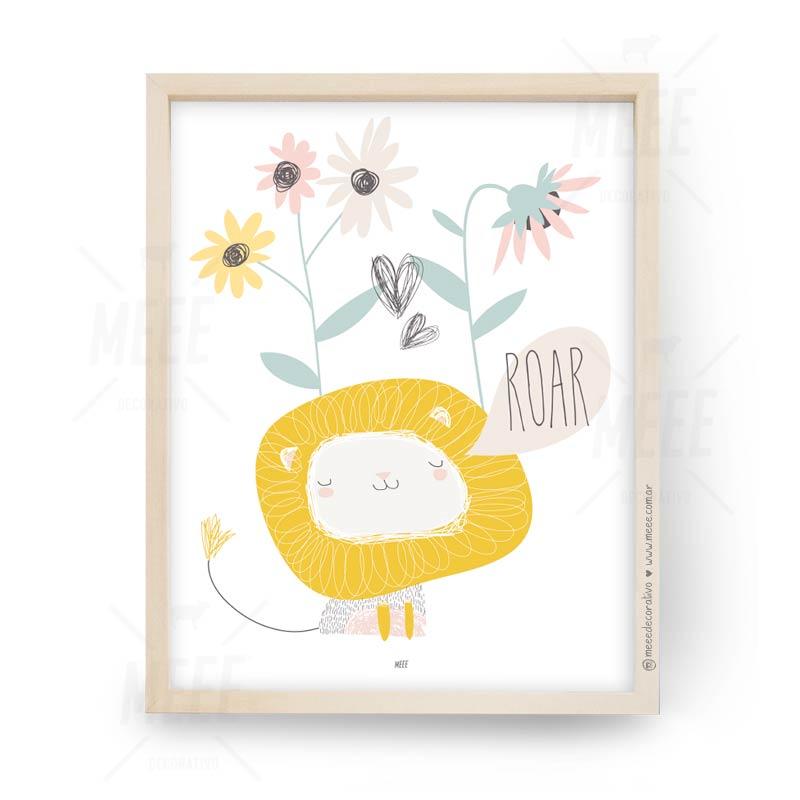Gatitos - Cuadros decorativos Meee by May Anokian