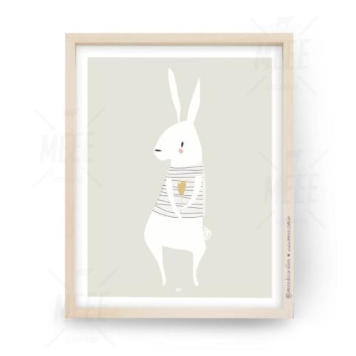 Sweety Bunnies - Cuadros decorativos Meee by May Anokian